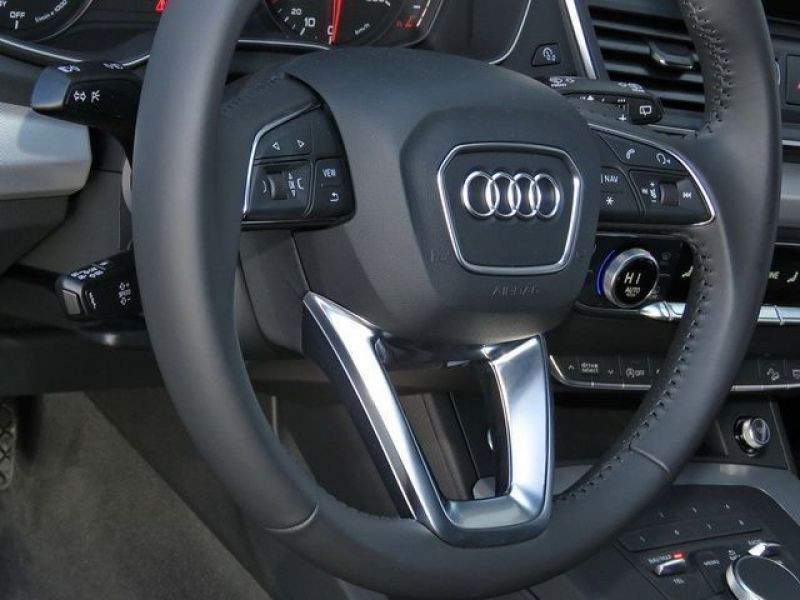 Audi Q5 2.0 TDI 163 cv Quattro Argent occasion à Beaupuy - photo n°8