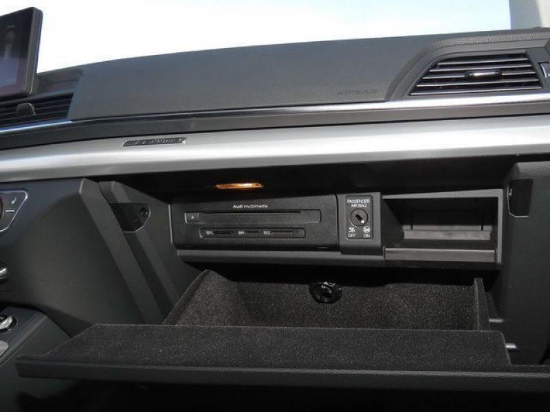 Audi Q5 2.0 TDI 163 cv Quattro Argent occasion à Beaupuy - photo n°6