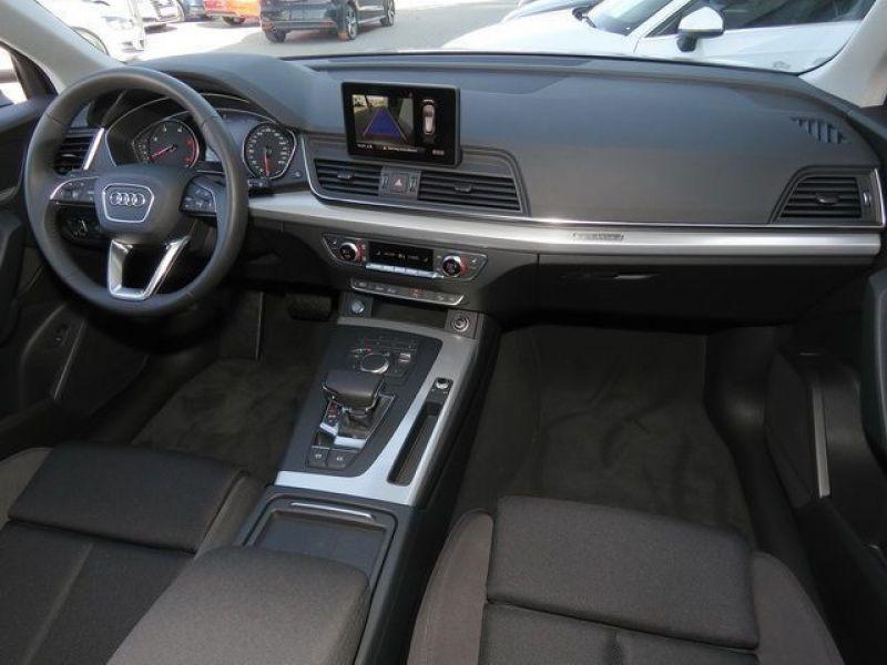 Audi Q5 2.0 TDI 163 cv Quattro Argent occasion à Beaupuy - photo n°4