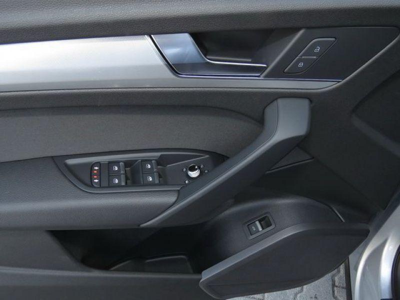 Audi Q5 2.0 TDI 163 cv Quattro Argent occasion à Beaupuy - photo n°9