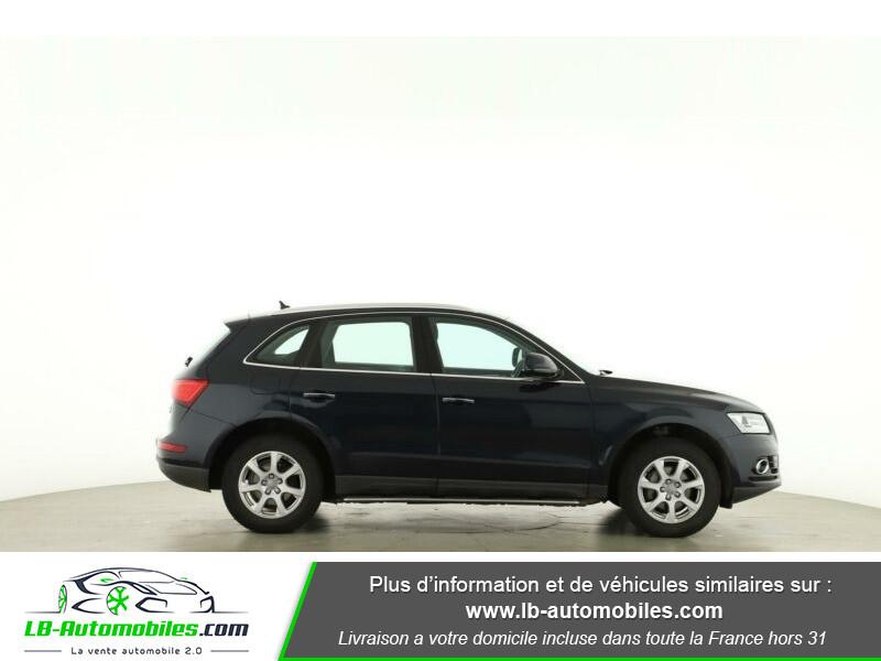 Audi Q5 2.0 TDI 163 S Tronic Bleu occasion à Beaupuy - photo n°7