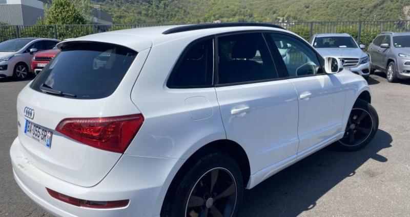 Audi Q5 2.0 TDI 170CH QUATTRO Blanc occasion à VOREPPE - photo n°4