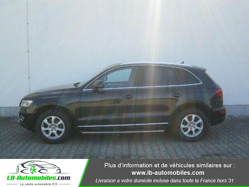 Audi Q5 2.0 TDI 177 / Quattro S tronic 7 Noir occasion à Beaupuy - photo n°12