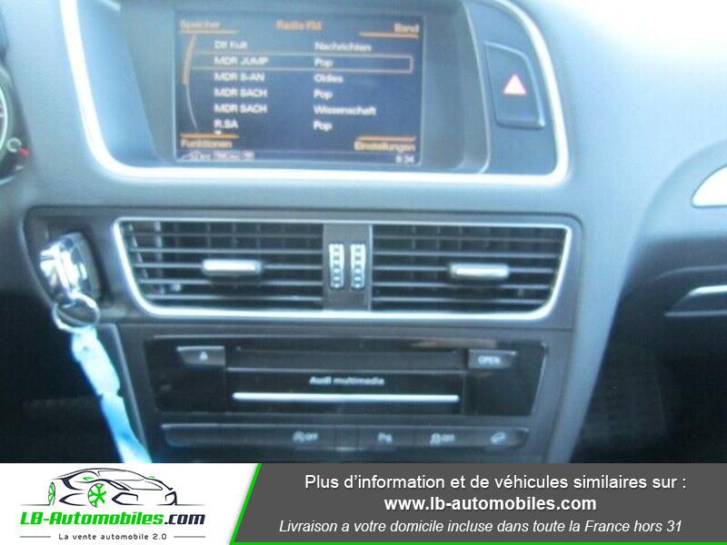 Audi Q5 2.0 TDI 177 / Quattro S tronic 7 Noir occasion à Beaupuy - photo n°6