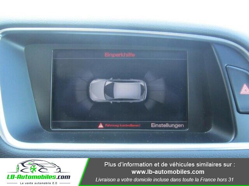 Audi Q5 2.0 TDI 177 / Quattro S tronic 7 Noir occasion à Beaupuy - photo n°8