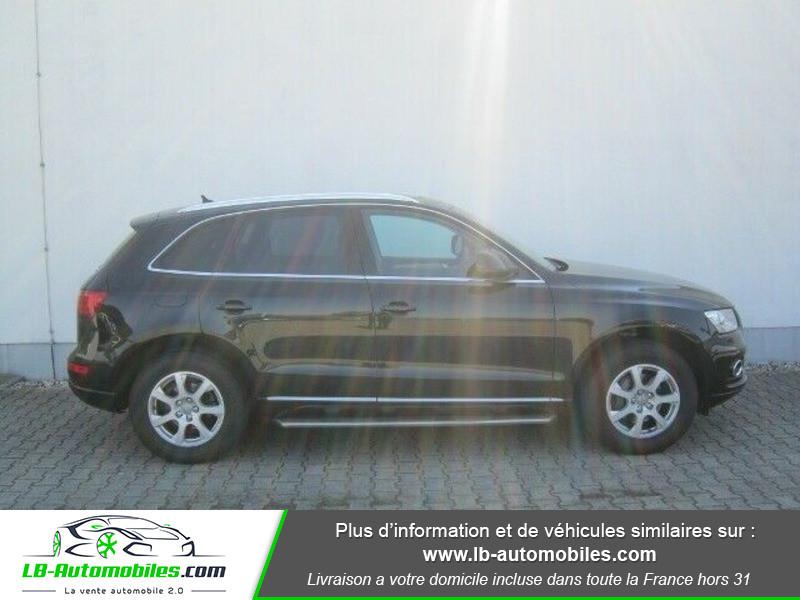 Audi Q5 2.0 TDI 177 / Quattro S tronic 7 Noir occasion à Beaupuy - photo n°13
