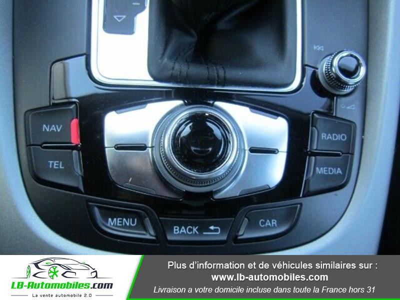 Audi Q5 2.0 TDI 177 / Quattro S tronic 7 Noir occasion à Beaupuy - photo n°10