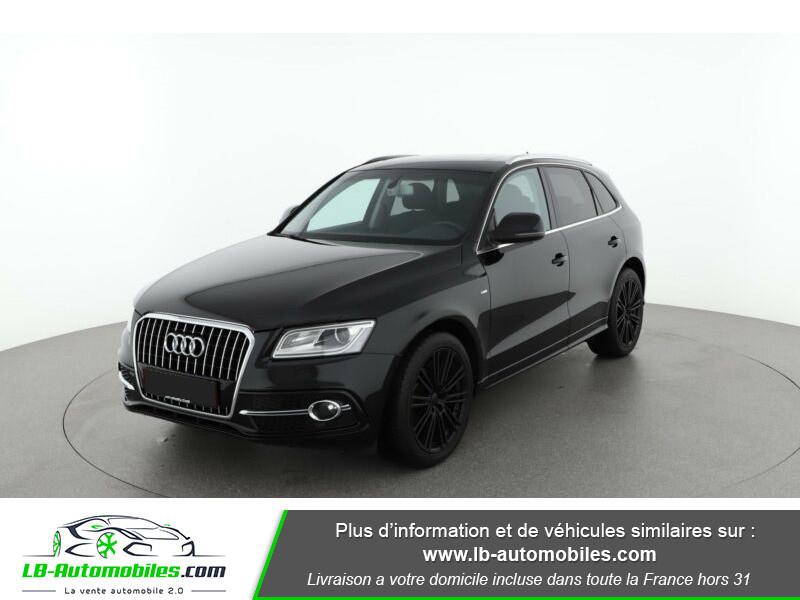 Audi Q5 2.0 TDI 177 / Quattro S tronic 7 Noir occasion à Beaupuy