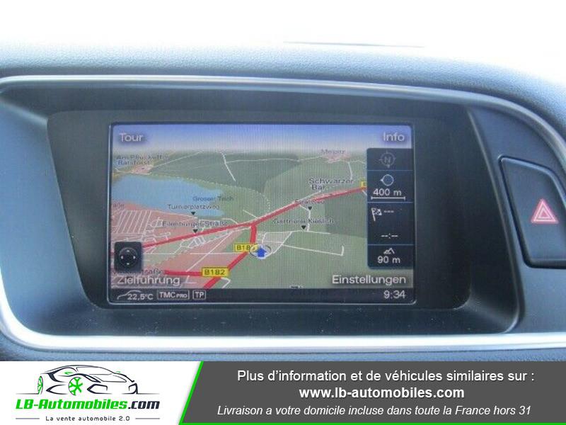 Audi Q5 2.0 TDI 177 / Quattro S tronic 7 Noir occasion à Beaupuy - photo n°7