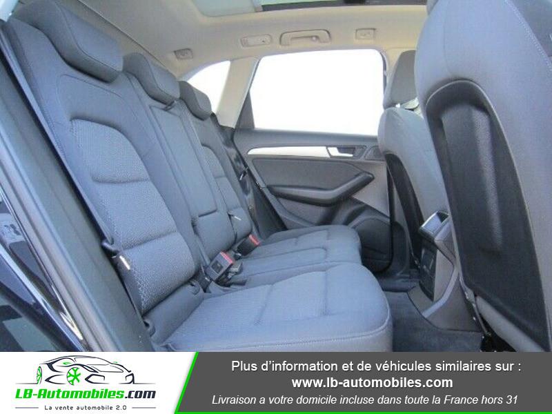 Audi Q5 2.0 TDI 177 / Quattro S tronic 7 Noir occasion à Beaupuy - photo n°5