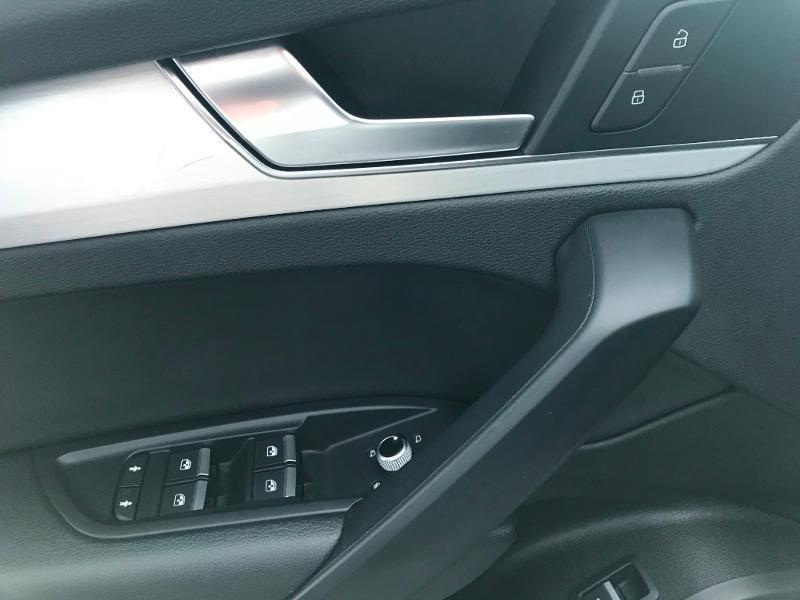 Audi Q5 2.0 TDI 190 ch S line quattro S tronic 7 Blanc occasion à Onet-le-Château - photo n°6