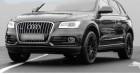 Audi Q5 2.0 TDI 190 clean diesel Ambiente quattro Noir à Boulogne-Billancourt 92
