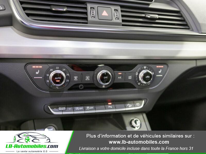Audi Q5 2.0 TDI 190 Quattro S Line S Tronic Gris occasion à Beaupuy - photo n°9