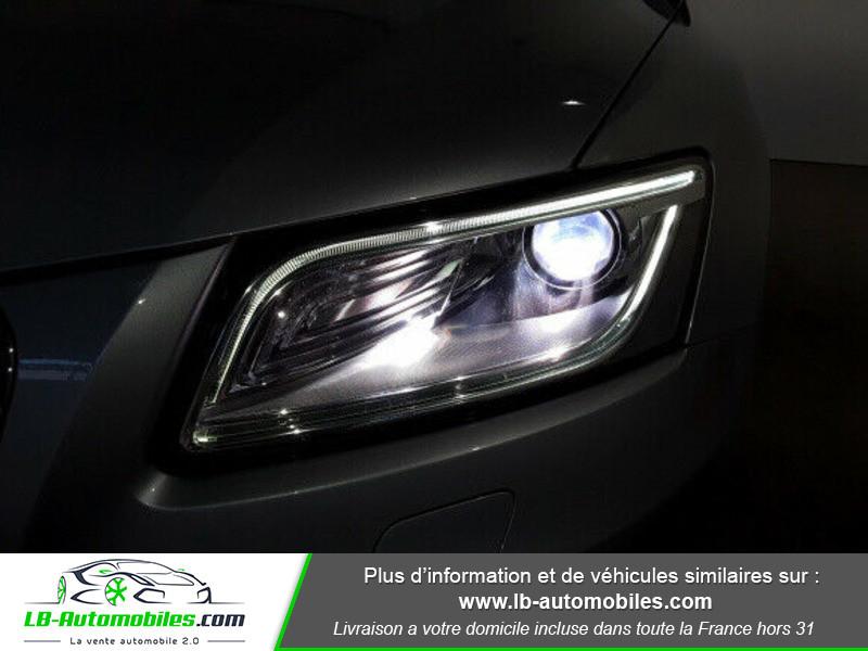 Audi Q5 2.0 TDI 190 Quattro Argent occasion à Beaupuy - photo n°11