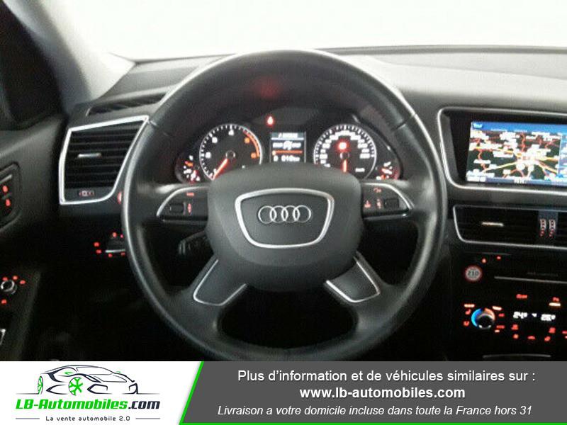 Audi Q5 2.0 TDI 190 Quattro Argent occasion à Beaupuy - photo n°6