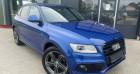 Audi Q5 2.0 TDI 190 S line quattro S tronic 7 Bleu à Boulogne-Billancourt 92