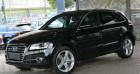 Audi Q5 2.0 TDI 190 S line S tronic 7 Noir à Boulogne-Billancourt 92