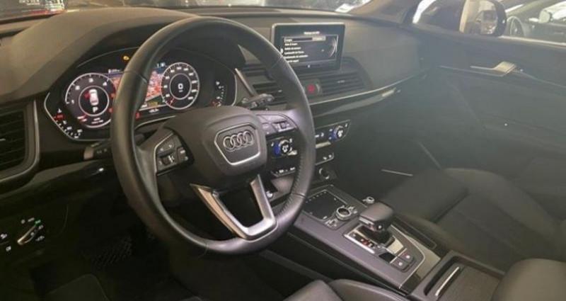 Audi Q5 2.0 TDI 190ch Avus quattro S tronic 7 Gris occasion à Chambourcy - photo n°6