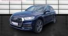 Audi Q5 2.0 TDI 190ch S line quattro S tronic 7 Euro6d-T Bleu à La Rochelle 17