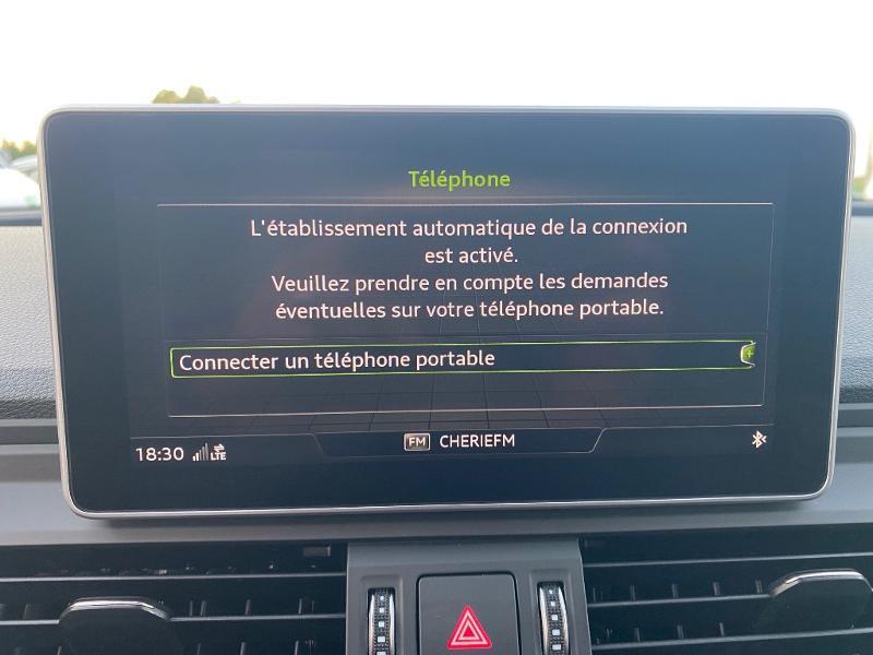 Audi Q5 2.0 TDI 190ch S line quattro S tronic 7 Vert occasion à Albi - photo n°16