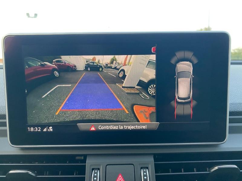 Audi Q5 2.0 TDI 190ch S line quattro S tronic 7 Vert occasion à Albi - photo n°20