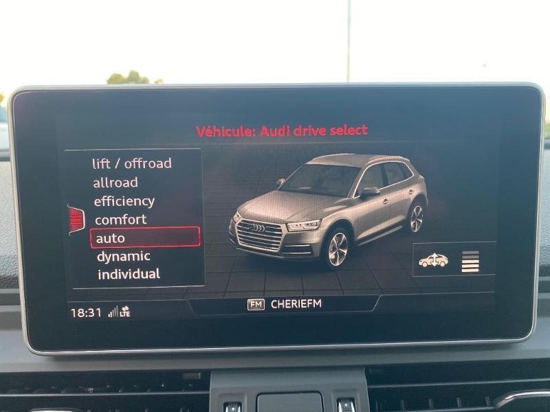 Audi Q5 2.0 TDI 190ch S line quattro S tronic 7 Vert occasion à Albi - photo n°17