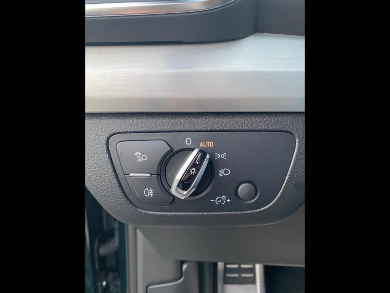 Audi Q5 2.0 TDI 190ch S line quattro S tronic 7 Vert occasion à Albi - photo n°8