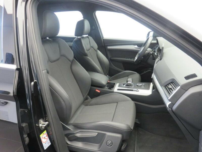 Audi Q5 2.0 TDI 190CH S LINE QUATTRO S TRONIC 7 Noir occasion à Villenave-d'Ornon - photo n°4