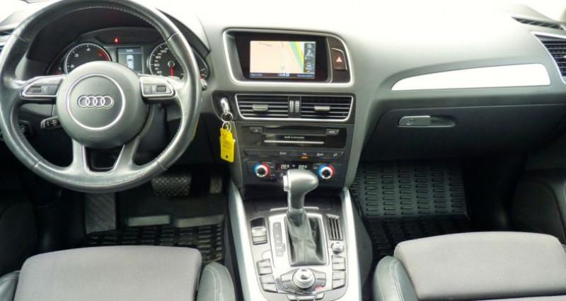 Audi Q5 2.0 TDI Clean Diesel 190 Advanced S tronic 7  occasion à SAINT MAXIMUM - photo n°6