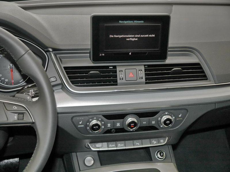Audi Q5 2.0 TDI Quattro 163 Bleu occasion à Beaupuy - photo n°7