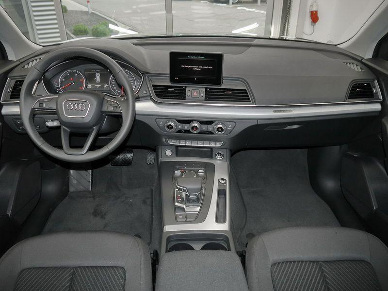 Audi Q5 2.0 TDI Quattro 163 Bleu occasion à Beaupuy - photo n°2