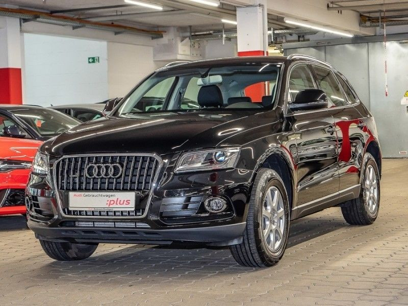 Audi Q5 2.0 TDI Quattro 177 Noir occasion à Beaupuy