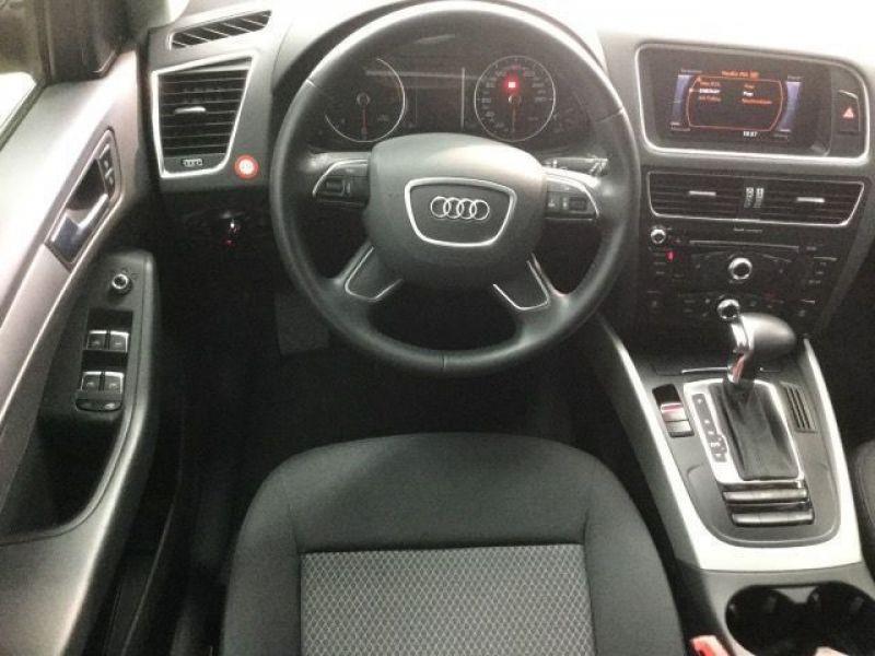 Audi Q5 2.0 TDI Quattro 177 Noir occasion à Beaupuy - photo n°2