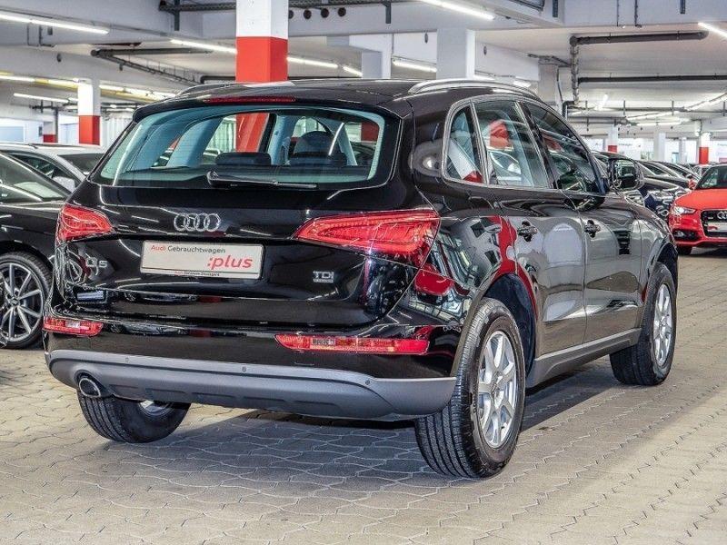 Audi Q5 2.0 TDI Quattro 177 Noir occasion à Beaupuy - photo n°3