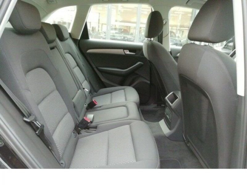Audi Q5 2.0 TDI Quattro 177 Noir occasion à Beaupuy - photo n°5