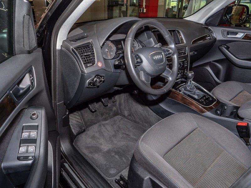 Audi Q5 2.0 TDI Quattro 177 Noir occasion à Beaupuy - photo n°4