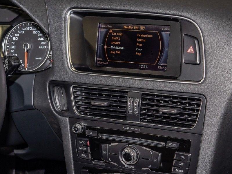 Audi Q5 2.0 TDI Quattro 177 Noir occasion à Beaupuy - photo n°7