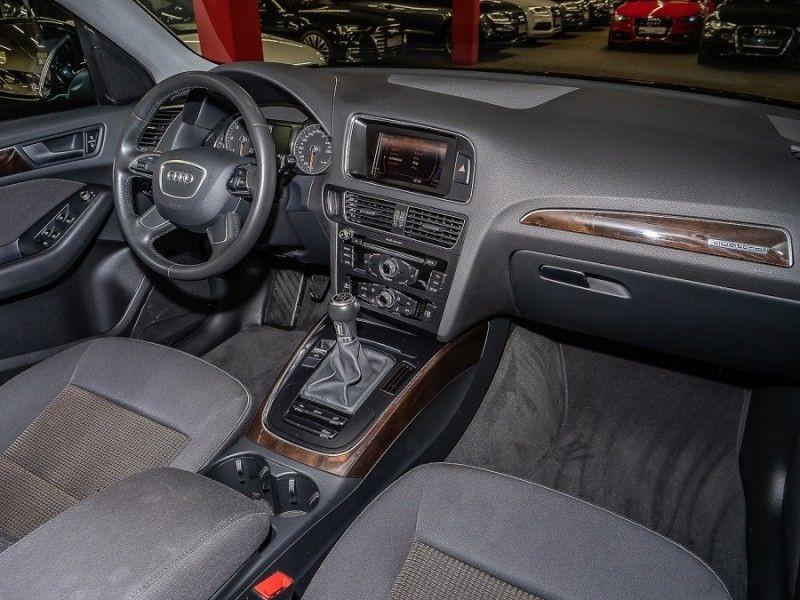 Audi Q5 2.0 TDI Quattro 177 Noir occasion à Beaupuy - photo n°6