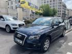 Audi Q5 2.0 TFSI 211CH AMBIENTE QUATTRO S TRONIC Bleu à Pantin 93