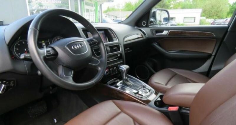 Audi Q5 2.0 TFSI 225 Ambiente quattro Tiptronic Gris occasion à Boulogne-Billancourt - photo n°7