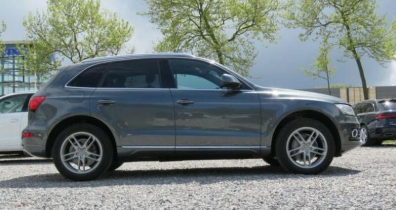 Audi Q5 2.0 TFSI 225 Ambiente quattro Tiptronic Gris occasion à Boulogne-Billancourt - photo n°6