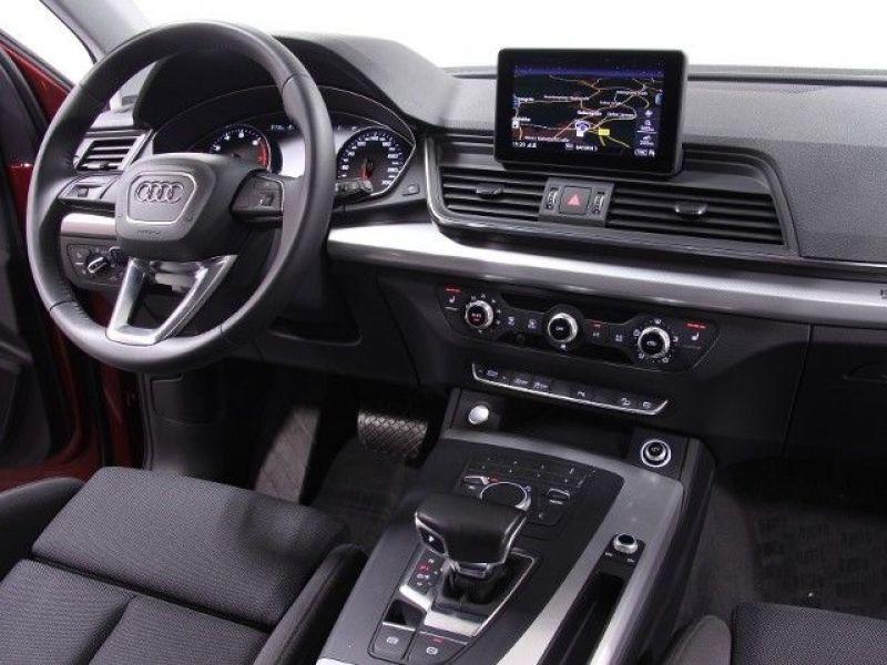 Audi Q5 2.0 TFSI Quattro 252 Rouge occasion à Beaupuy - photo n°2