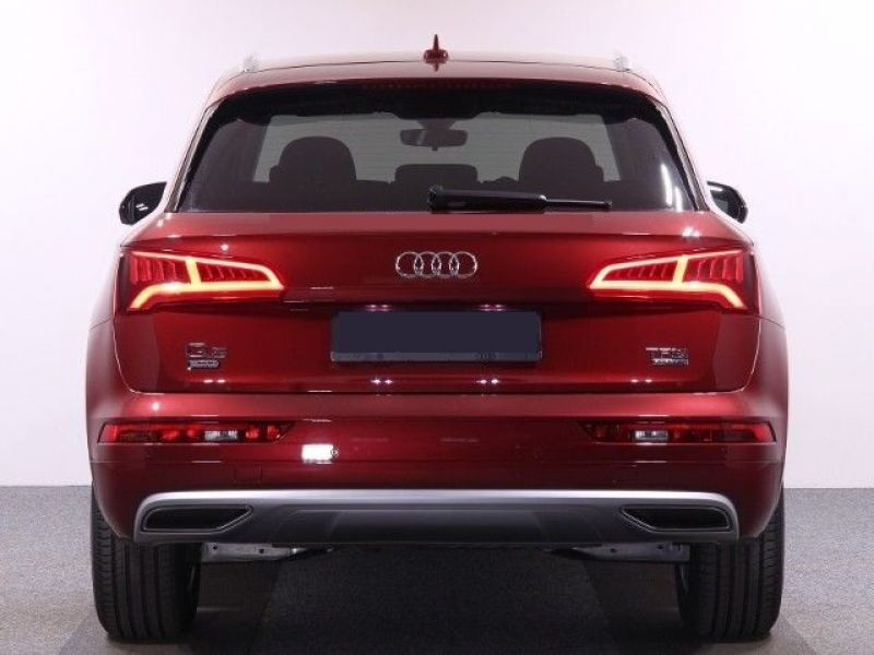 Audi Q5 2.0 TFSI Quattro 252 Rouge occasion à Beaupuy - photo n°9