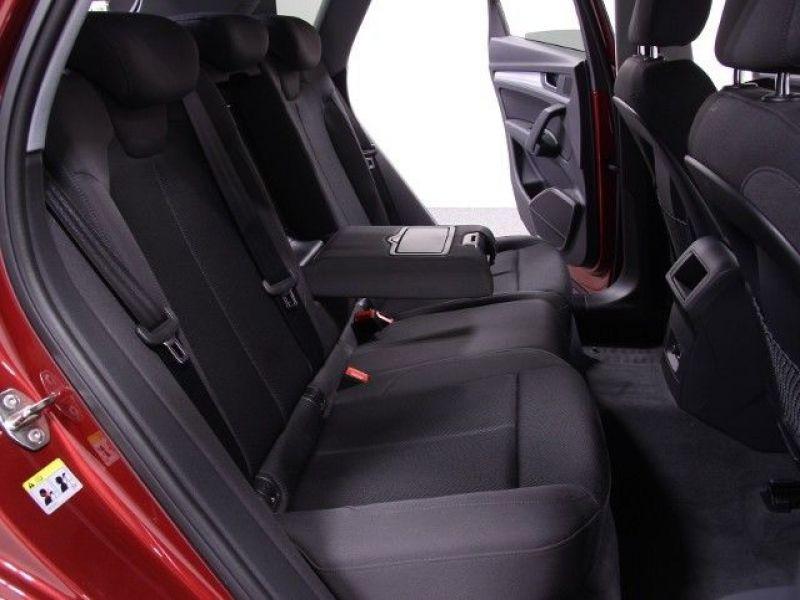 Audi Q5 2.0 TFSI Quattro 252 Rouge occasion à Beaupuy - photo n°5