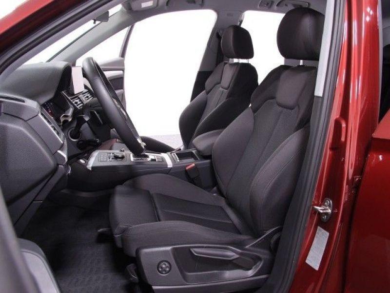 Audi Q5 2.0 TFSI Quattro 252 Rouge occasion à Beaupuy - photo n°4