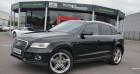 Audi Q5 2.0L 176CV S LINE TIPTRONIC Noir à Saint Amand Les Eaux 59