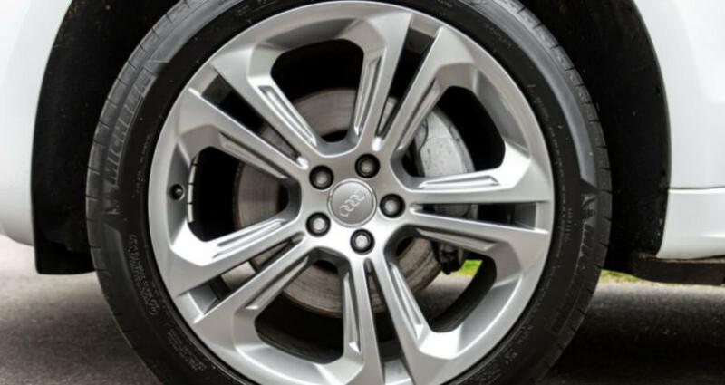 Audi Q5 3.0 TDI 258 CH S LINE Blanc occasion à Boulogne-Billancourt - photo n°7