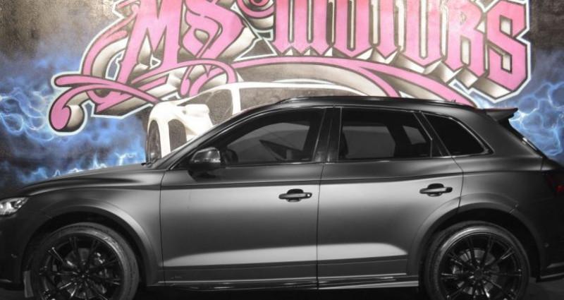 Audi Q5 3.0 TDI 286 S LINE KIT ABT Noir occasion à CANNES - photo n°3