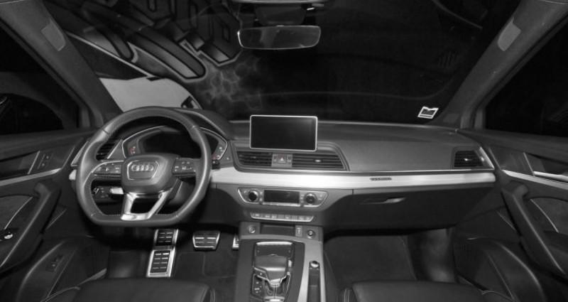 Audi Q5 3.0 TDI 286 S LINE KIT ABT Noir occasion à CANNES - photo n°6