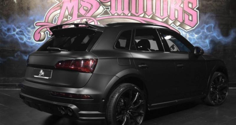 Audi Q5 3.0 TDI 286 S LINE KIT ABT Noir occasion à CANNES - photo n°5